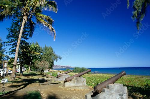 Waterfront at Saint Paul, La Reunion Island