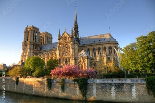 Paryż (Francja) - Katedra Notre Dame