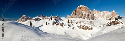 Panoramica Dolomiti