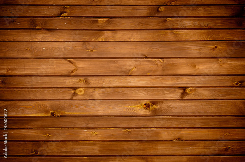 Fine texture of wooden planks