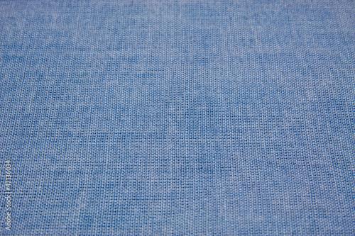 Niebieski materiał