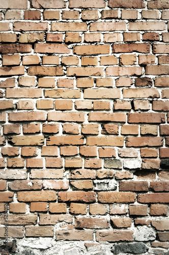 Stara betonowa ściana