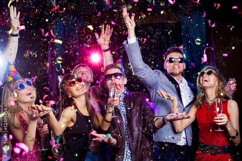 młoda impreza