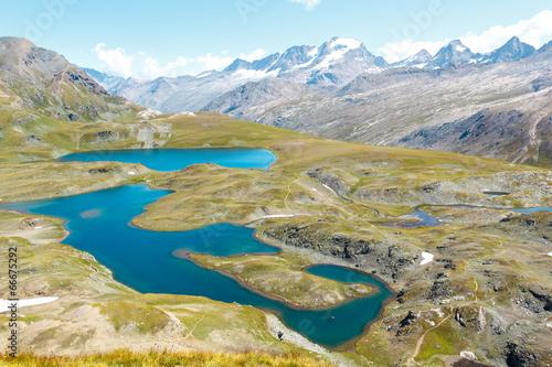 Laghi nel Parco Nazionale del Gran Paradiso