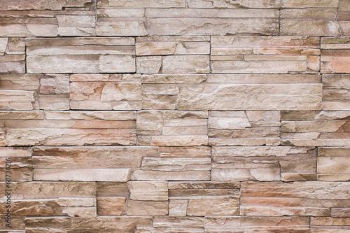 Nowożytny kamienny ceglany tekstury ściany tło