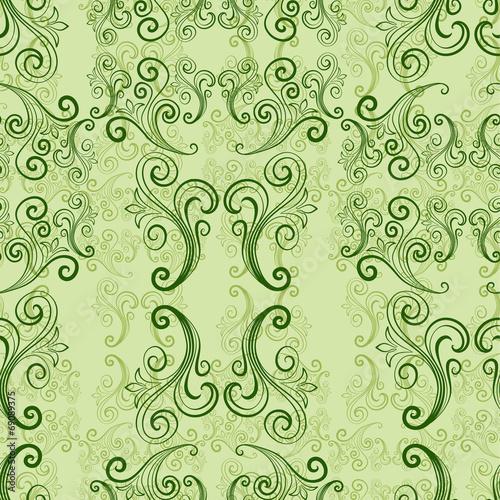 seamless green wallpaper