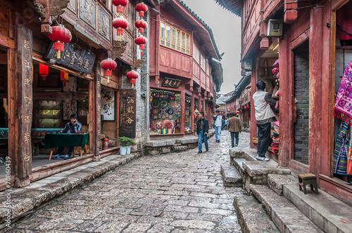 Stare miasto Lijiang