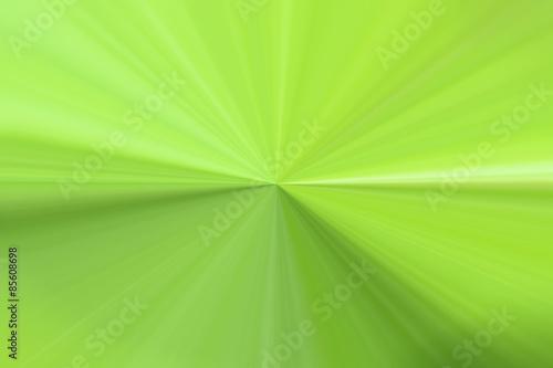 Eksplozja zielonego światła