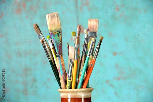 Artist's PAintbrushes
