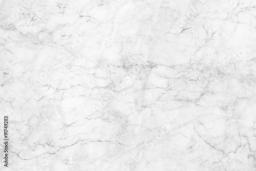 Biała (szara) marmurowa konsystencja, szczegółowa struktura marmuru (wysoka rozdzielczość), abstrakcyjne tło tekstury marmuru w naturalnym wzorze do projektowania.