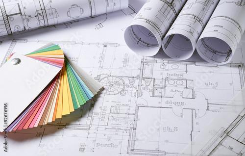Plany architektury