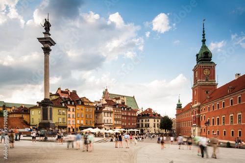 Plac Zamkowy, Warszawa