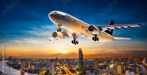 Take off aeroplane
