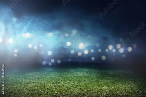 Football stadium background
