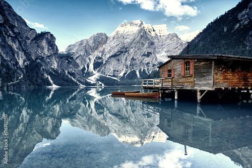 Dolomity - góry w Alpach