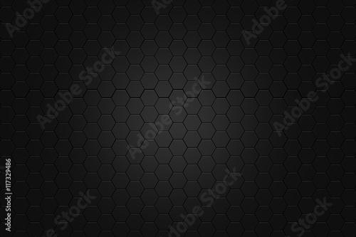 streszczenie Cyfrowy futurystyczny plaster miodu tło projekt metaliczny wygląd