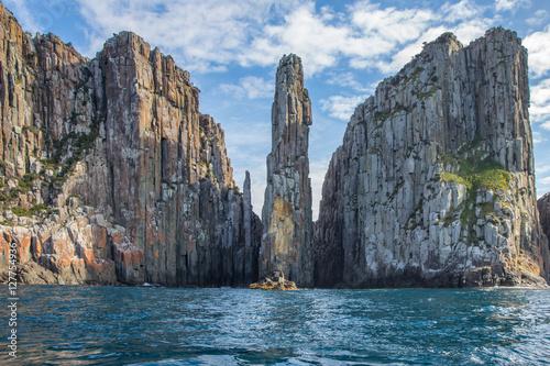 Cliffs of Tasmania