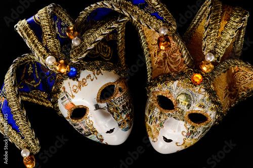 Maski z wenecji