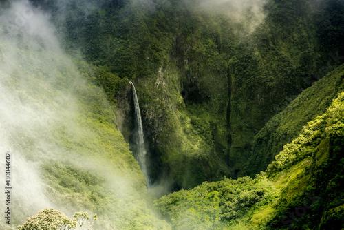 Punkt widokowy na wodospad trou de fer