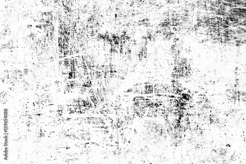 Black grunge texture background. Abstract grunge texture on distress wall in dark. Distress grunge texture background with space. Distress floor black dirty old grain. Black distress rough background.