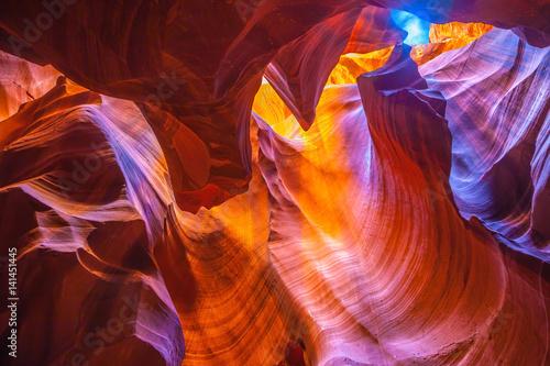 Kanion Antylopy w Arizonie