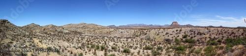 Deserts Panorama / Big Bend National Park / USA