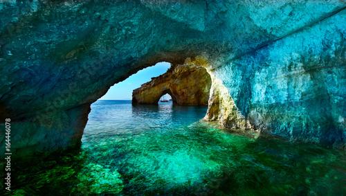 Grecja, wyspa Zakynthos.