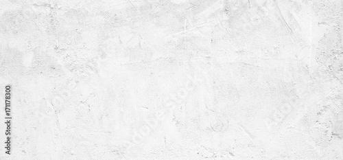 Pusty biały grunge cementu ściany tekstury tło, sztandar, wewnętrznego projekta tło, sztandar