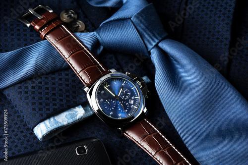 luksusowy zegarek męski