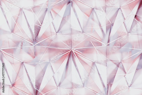 Piramida szkła / streszczenie tekstura tło piramidy szkła.