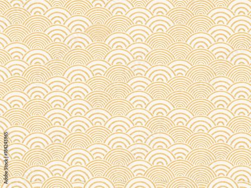 Retro wave pattern design