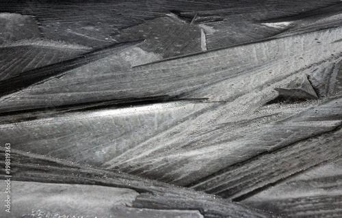 Tekstura Tafli Lodu
