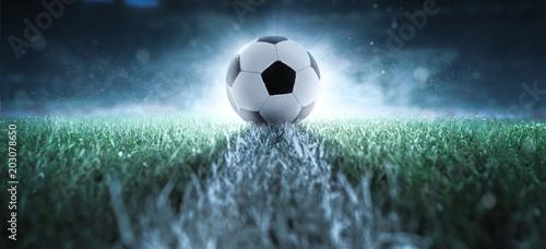 Rozpocznij boisko do piłki nożnej