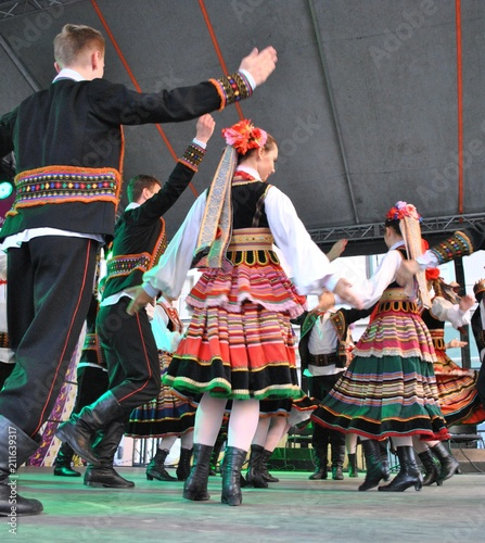 Lubelszczyzna - taniec regionalny