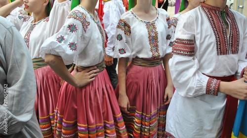 Ukraińskie stroje ludowe