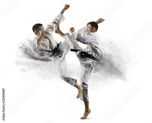 Mistrzowie sztuk walki, karate