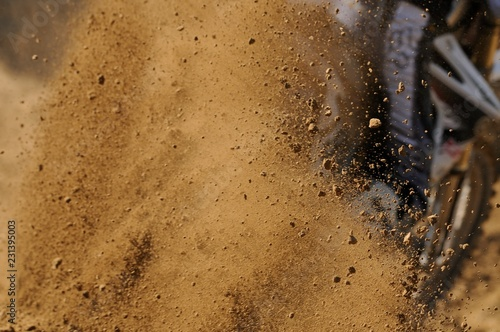 Motocross power