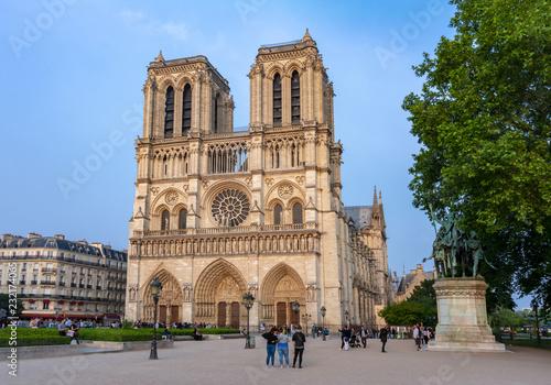 Katedra Notre Dame, Francja