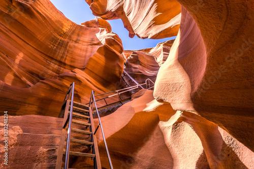 Kanion Antylopy Dolnej w Arizonie