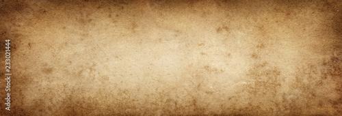 Brązowy papier. Starodawny stary tło