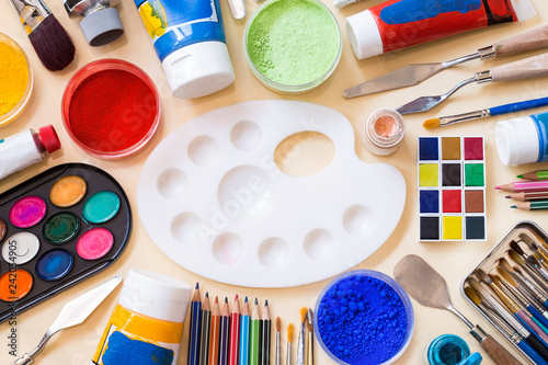 Sprzęt do malowania