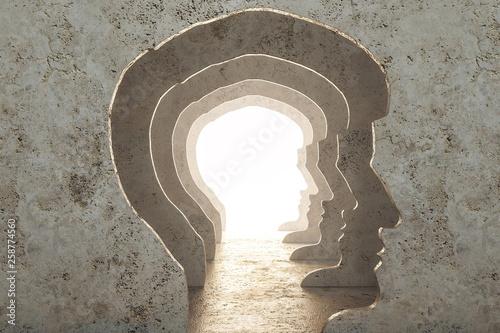 Korytarz głowy streszczenie człowieka