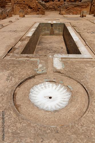 Park archeologiczny Chellach, Rabat (Maroko)