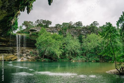 Spring time at Hamilton Pool Preserve