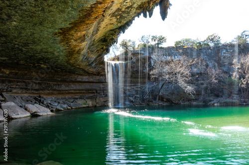 Hamilton Pool Austin Texas