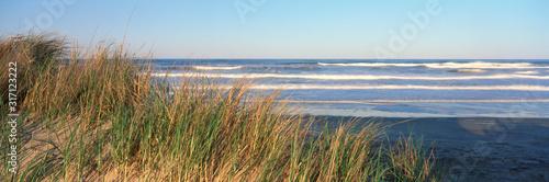 Atlantic Ocean At Sunset, Cape Hatteras, North Carolina