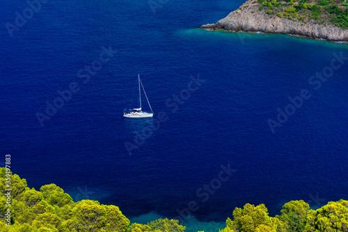 Greek holiday in Kefalonia