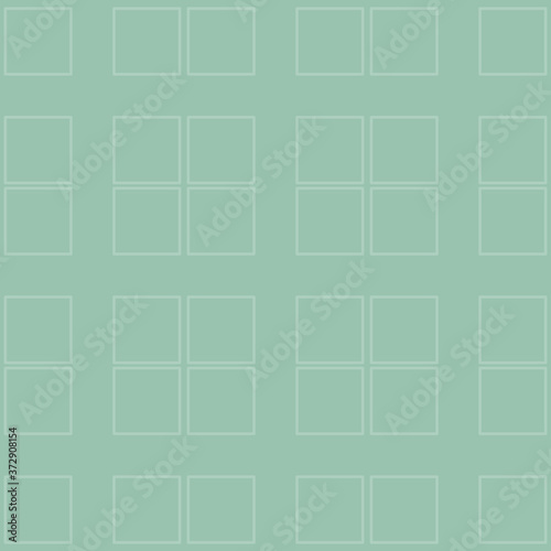 Art & Illustration abstract pattern texture square green wallpaper design mosaic tile wall geometric blue backdrop seamless decoration plaid squares tiles background