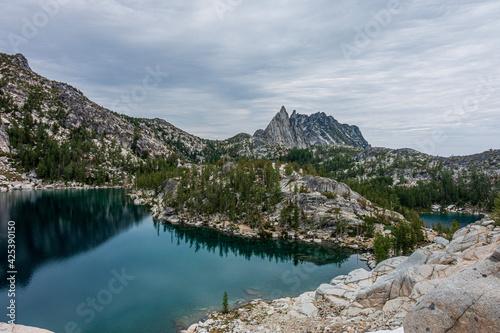 Lake in the Enchantments, Washington