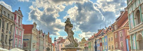 Poznan Old Town, Poland